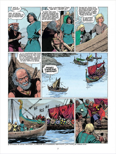 Page 7 thorgal tome 16 - louve