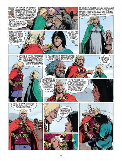 Page 9 thorgal tome 16 - louve