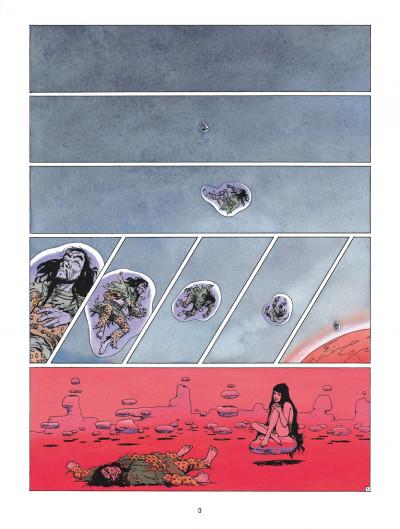 Page 3 thorgal tome 17 - la gardienne des clés