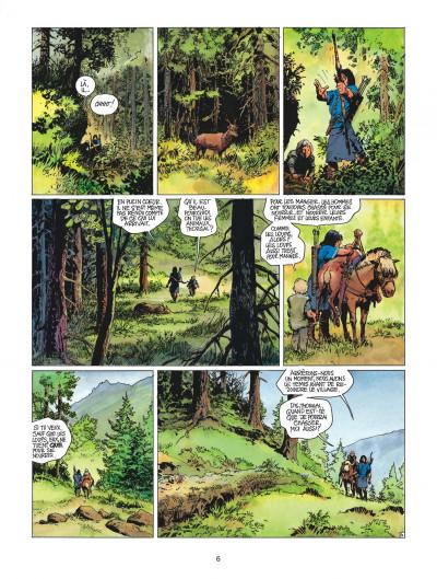 Page 6 thorgal tome 17 - la gardienne des clés