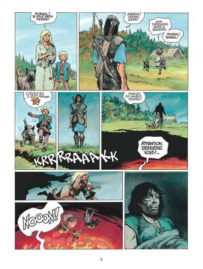 Page 3 thorgal tome 19 - la forteresse invisible