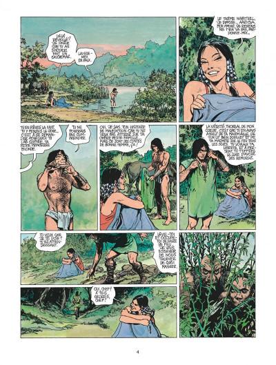 Page 4 thorgal tome 19 - la forteresse invisible
