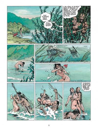 Page 5 thorgal tome 19 - la forteresse invisible
