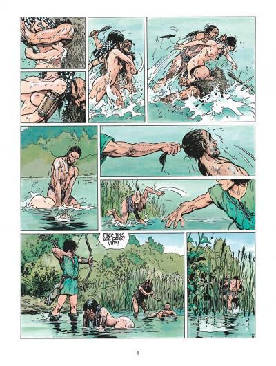 Page 6 thorgal tome 19 - la forteresse invisible