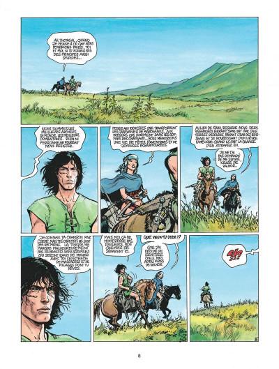 Page 8 thorgal tome 19 - la forteresse invisible