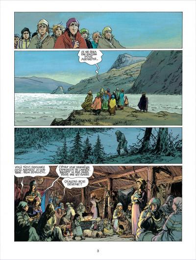 Page 3 thorgal tome 20 - la marque des bannis