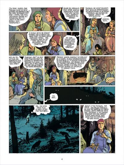 Page 4 thorgal tome 20 - la marque des bannis