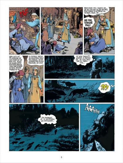 Page 5 thorgal tome 20 - la marque des bannis