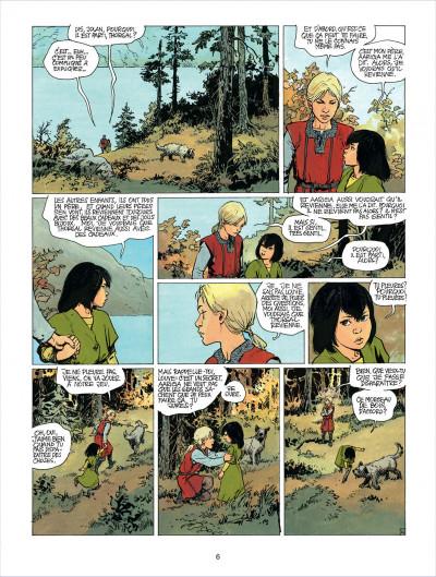 Page 6 thorgal tome 20 - la marque des bannis