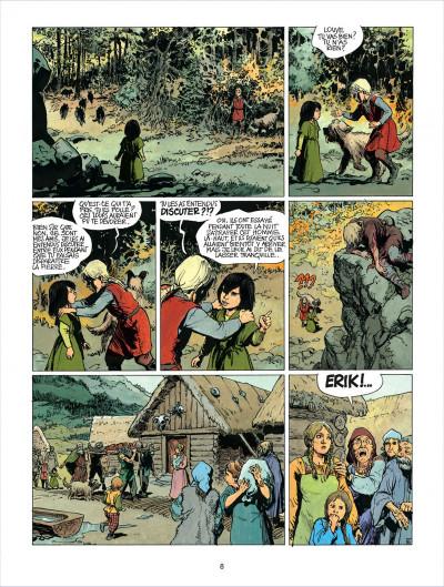 Page 8 thorgal tome 20 - la marque des bannis