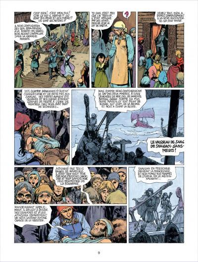 Page 9 thorgal tome 20 - la marque des bannis