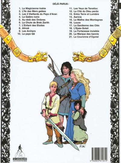 Dos thorgal tome 21 - la couronne d'ogotai