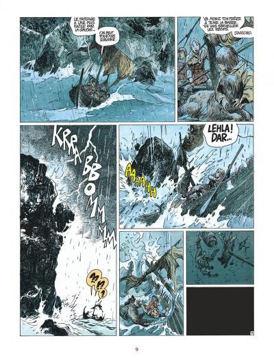 Page 9 thorgal tome 21 - la couronne d'ogotai