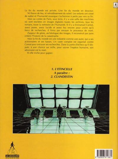 Dos Foudre tome 1 - l'étincelle