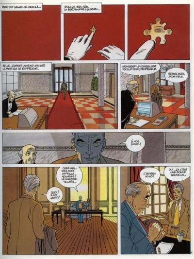 Page 1 Foudre tome 1 - l'étincelle