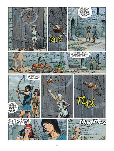 Page 3 thorgal tome 22 - geants