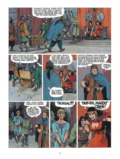 Page 5 thorgal tome 22 - geants