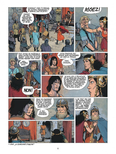 Page 6 thorgal tome 22 - geants