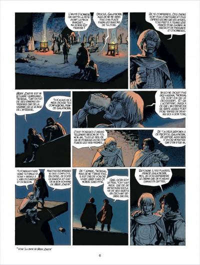 Page 6 thorgal tome 23 - la cage