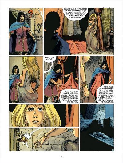 Page 7 thorgal tome 23 - la cage
