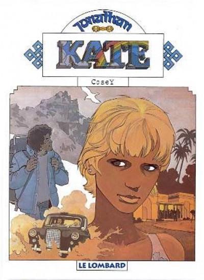 Couverture Jonathan tome 7 - Kate