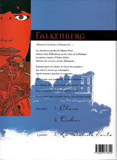 Dos Falkenberg tome 2 - oskar