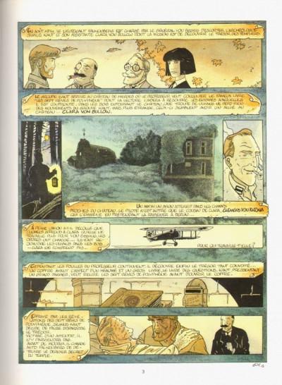 Page 1 Falkenberg tome 2 - oskar