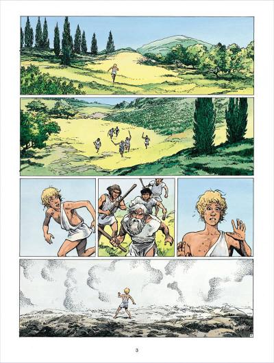 Page 3 thorgal tome 24 - arachnea
