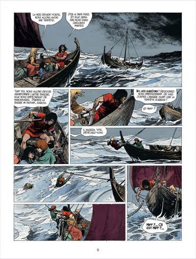 Page 5 thorgal tome 24 - arachnea
