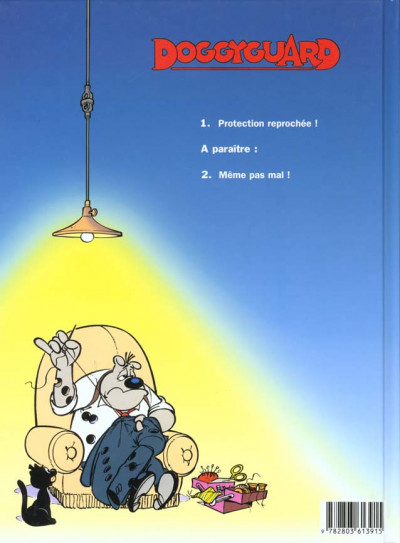 Dos Doggyguard tome 1 - Protection reprochée