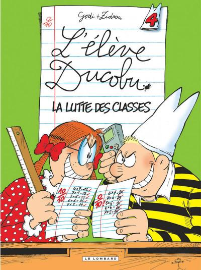 image de l'élève ducobu tome 4 - la lutte des classes
