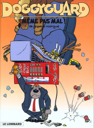 Couverture Doggyguard tome 2