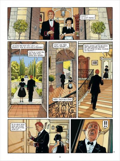 Page 3 niklos koda tome 1 - à l'arrière des berlines