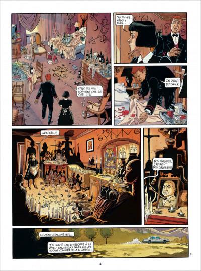 Page 4 niklos koda tome 1 - à l'arrière des berlines