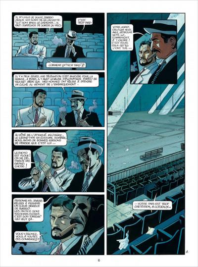 Page 6 niklos koda tome 1 - à l'arrière des berlines