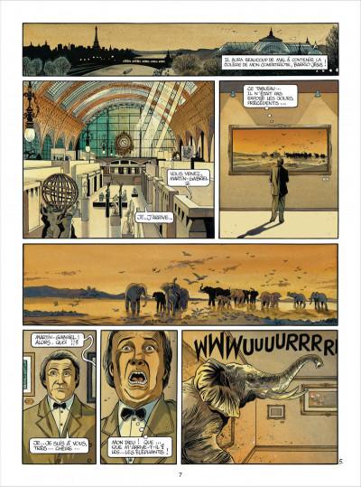 Page 7 niklos koda tome 1 - à l'arrière des berlines