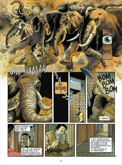 Page 8 niklos koda tome 1 - à l'arrière des berlines
