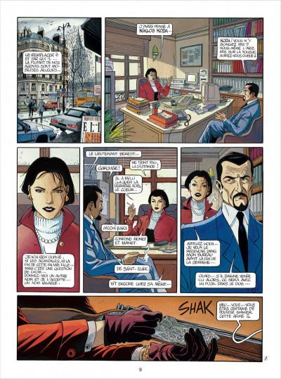 Page 9 niklos koda tome 1 - à l'arrière des berlines