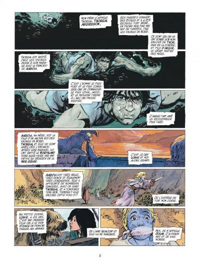 Page 3 thorgal tome 25 - le mal bleu