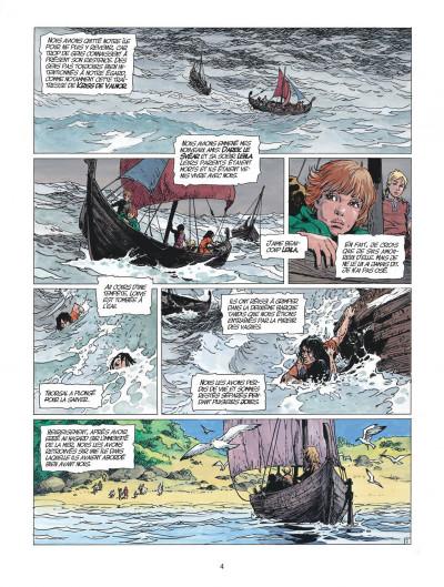 Page 4 thorgal tome 25 - le mal bleu