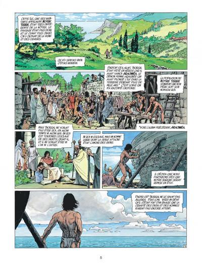 Page 5 thorgal tome 25 - le mal bleu