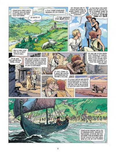 Page 6 thorgal tome 25 - le mal bleu
