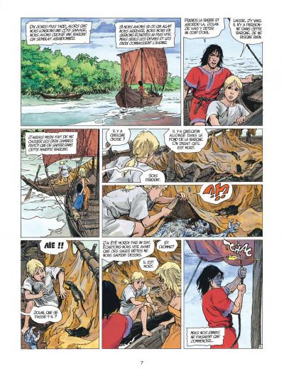 Page 7 thorgal tome 25 - le mal bleu