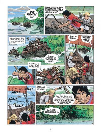 Page 8 thorgal tome 25 - le mal bleu