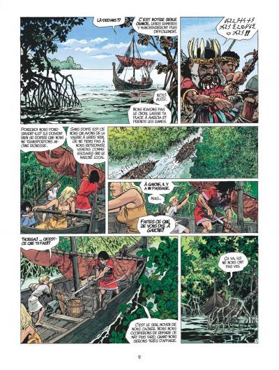Page 9 thorgal tome 25 - le mal bleu