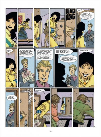Page 0 capricorne tome 3 - deliah