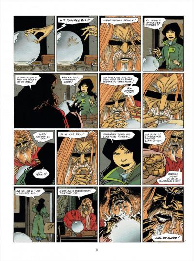 Page 3 capricorne tome 3 - deliah