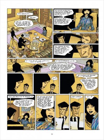 Page 5 capricorne tome 3 - deliah