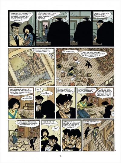 Page 9 capricorne tome 3 - deliah