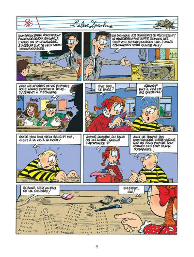 Page 9 l'élève ducobu tome 5 - le roi des cancres